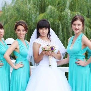 Платье подружки невесты тула